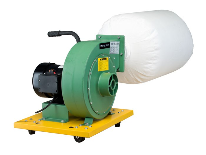 Portable Dust Collectors For Woodworking : Macma machinery new zealand woodworking