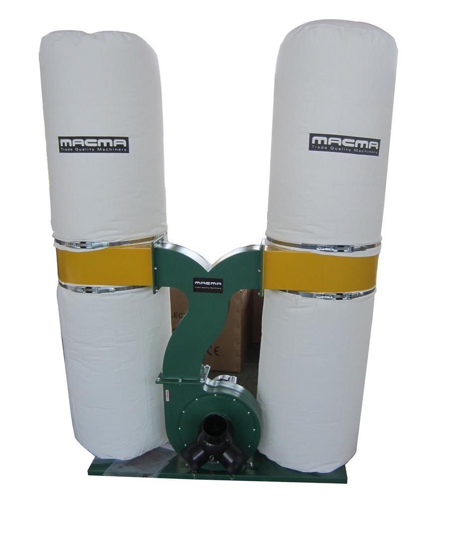 Dust Collectors - MACMA Machinery