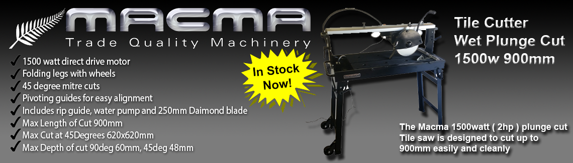 MACMA Machinery : New Zealand Woodworking Machinery, Engineering